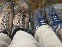 reis peru wandelschoenen