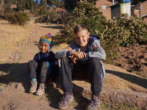 Familiereizen Peru
