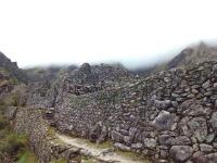 Inca-trail-mistig-Machu-Picchu