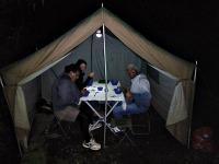Inca-trail-tent-eten