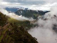 uitzicht-tijdens-Inca-trail