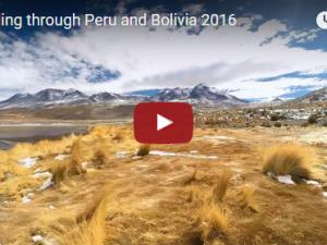 Inspiratie: Kirsten en Robbin op reis door Peru en Bolivia