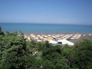 Ligurische Küste Insel Elba Italien