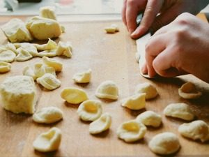 Apulien Reise Pasta Kochkurs Ausflug