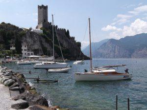 Gardasee Ausflug Bootstour Bootsfahrt