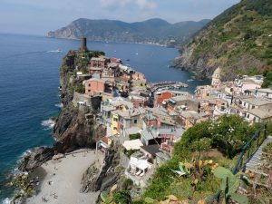 Norditalien Blumenküste Ligurien Cinque Terre