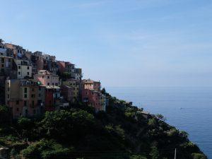 Cinque Terre Norditalien Ligurien Corgnilia