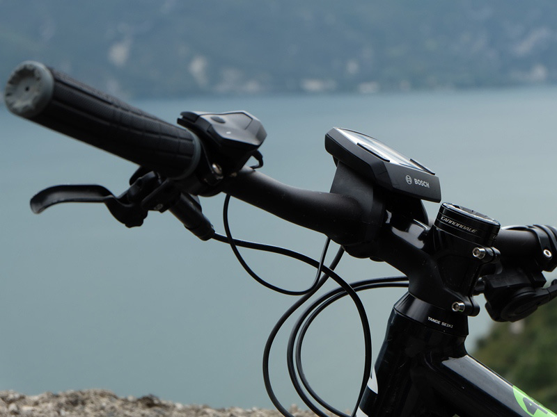Italien Gardasee Fahrrad Mountainbike Ausflug