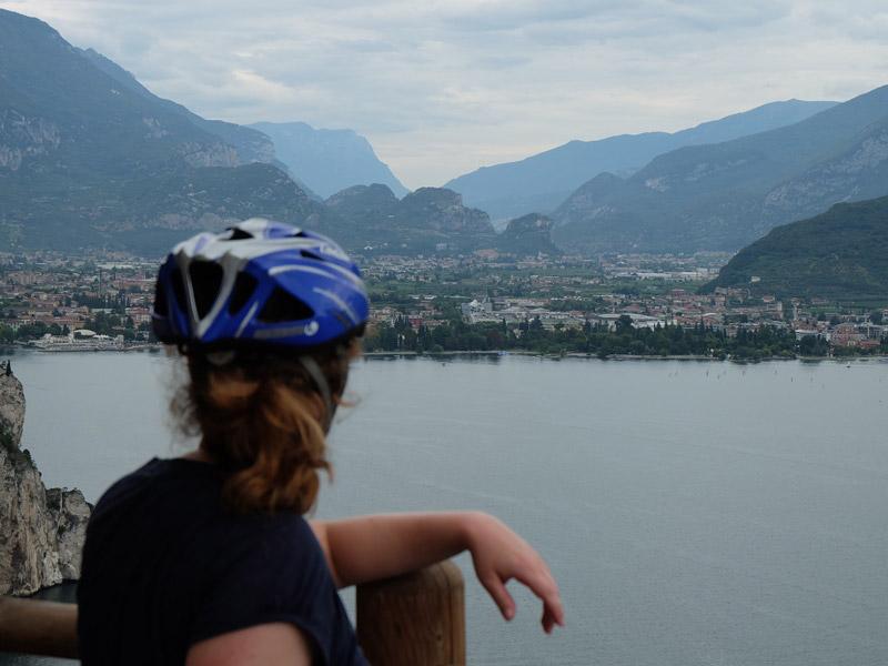 Norditalien Gardasee Rundreise Fahrradausflug