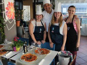 Sizilien Ätna Tour Ausflug Pizzabacken