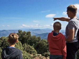 Sizilien mit Kindern Ätna Wanderung