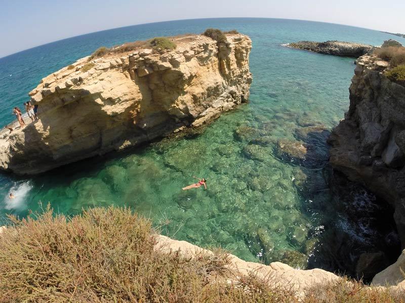 Avola Sizilien Küste Italien Rundreise
