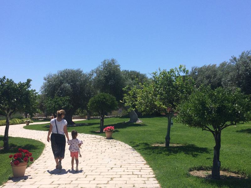 Sizilien Familie Kinder Avola Rundreise