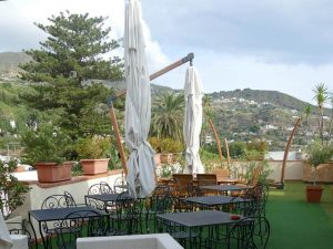 Insel Lipari Hotel mit Frühstück Italien