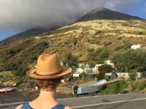 Stromboli Reisen Sizilien Liparische Inseln