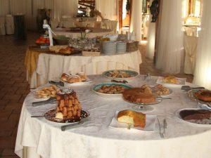 Piazza Armerina Sizilien Unterkunft Frühstück
