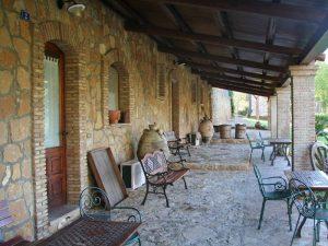 Familienurlaub Sizilien Piazza Armerina Unterkunft