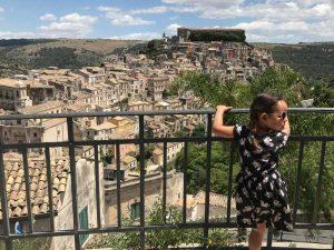 Ragusa Ibla Sizilien Rundreise