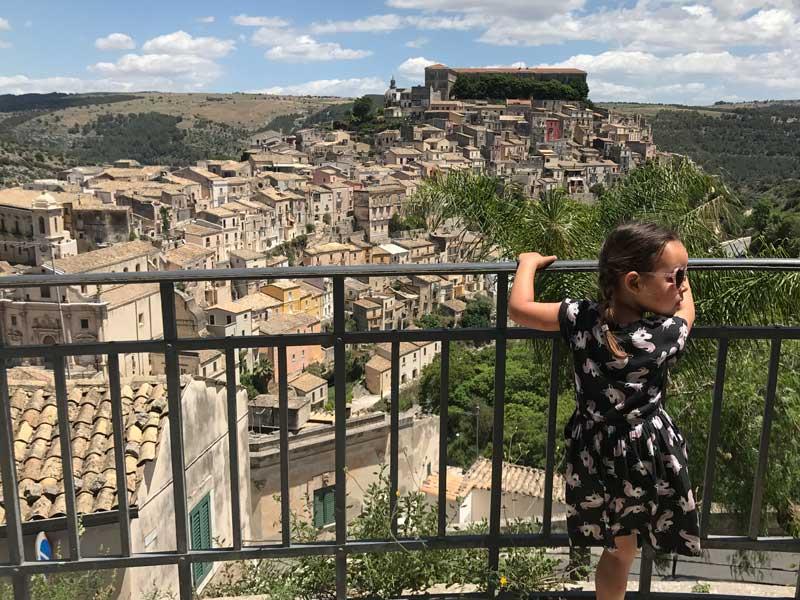 Ragusa Sizilien Italien Rundreise