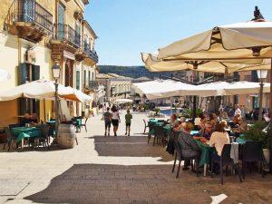 Ragusa Sizilien Italien Rundreise Barock