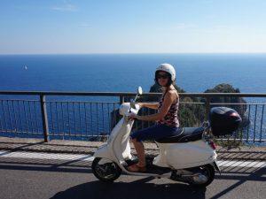 Ausflug Vespafahren Amalfiküste Reisen