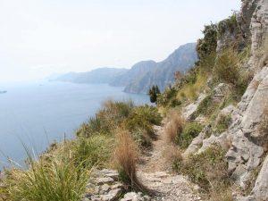 Wanderung Amalfiküste Degli Dei Wanderweg