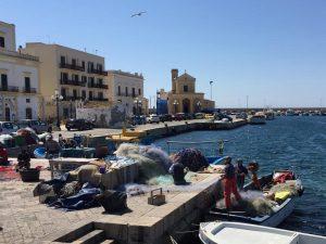Süditalien Apulien Fischer Salento Ausflug