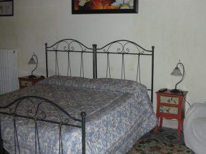 Süditalien Apulien Lecce Hotelzimmer