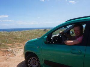 Italien eigenes Auto Mietwagen Rundreise