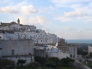 Italien Süden Rundreise Apulien Ostuni