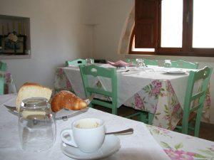 Apulien Reise Trullo Unterkunft Frühstück