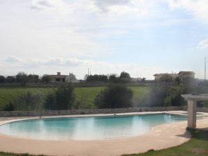 Apulien Trullo-Haus mit Pool Süditalien
