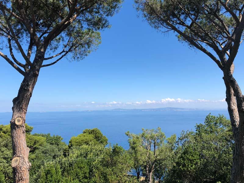 Süditalien Capri Restaurant Sorrent Ausflug