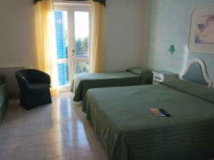 Golf von Policastro Maratea Hotelzimmer