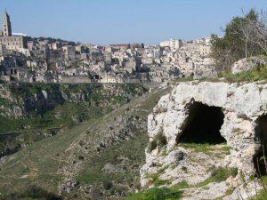 Matera Urlaub Ausflüge Nationalpark Höhlen