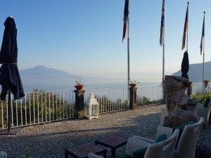 Sorrent Urlaub Süditalien Unterkunft Balkon