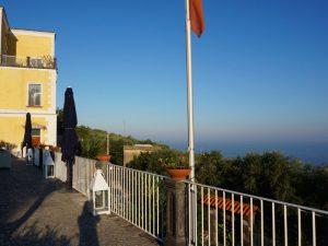 Sorrent Urlaub Unterkunft Süditalien Reise