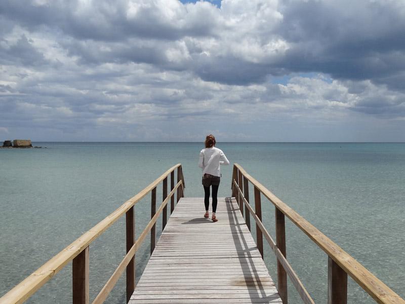 Apulien Urlaub Italien Salento Strand