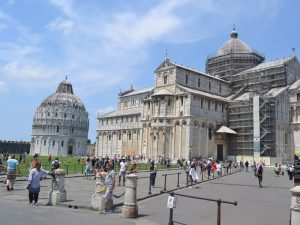 Italien Toskana Pisa Kathedrale