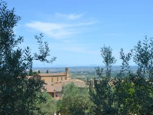 Städtereise Italien Toskana San Gimignano Rundreise