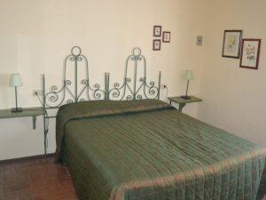 Toskana Rundreise Val d'Orcia Hotelzimmer