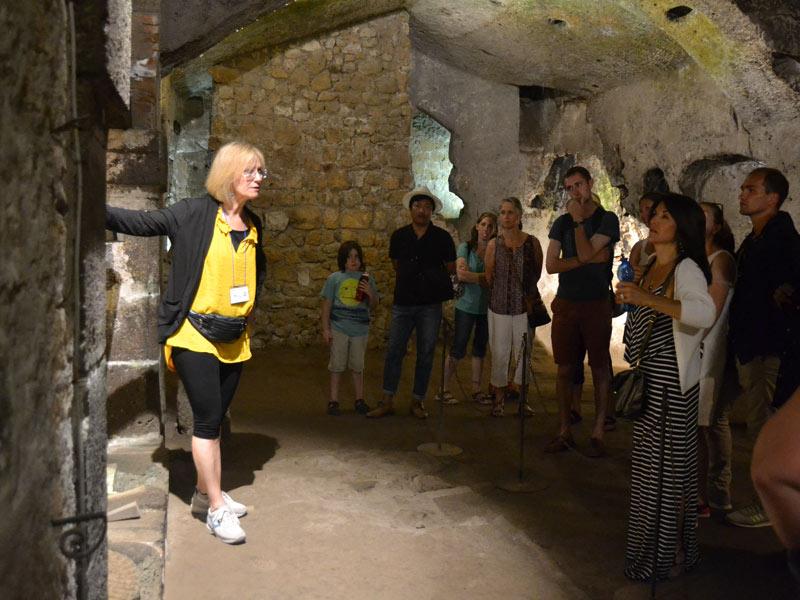 Führung Ausflug unterirdische Stadt Orvieto