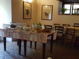 Städtereise Italien Agriturismo Pietralunga
