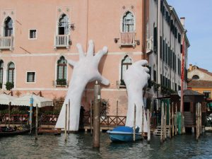 Italien Rundreise Venedig Kanal