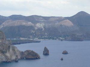 vulcano sizilien liparische inseln rundreise