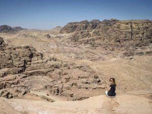 Melanie unterwegs mit erlebe-jordanien