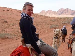 Jordanien Reisespezialistin