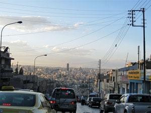 Erkunden Sie die Hauptstadt Jordaniens