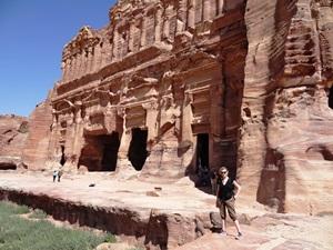 In Petra gibt es so viel zu entdecken...