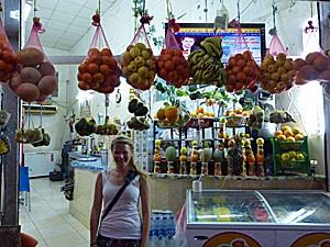 Gönnen Sie sich einen frischen Saft in Aqaba